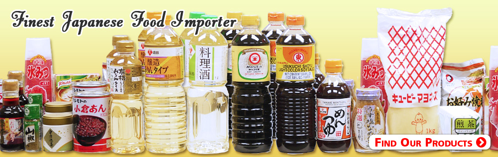 Daiei Trading – Finest Japanese food importers on the